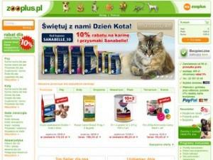 Strona zooplus.pl